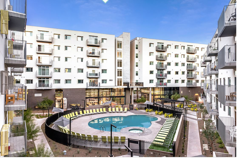 Schedule A Tour Today And Find Out Why Vertex Is The Best Student Apartment  Community Near ASU.